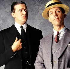 Wodehouse, Fry and Laurie – what a combination, by Jove!