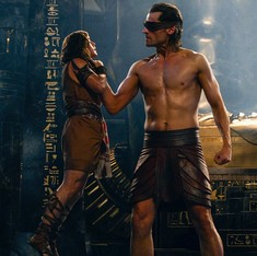 Film review: In its tedium, 'Gods of Egypt' is only mortal