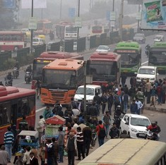 Boosting Delhi's bus services is the key to sustaining odd-even system