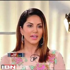Bhupendra Chaubey's defence on the Sunny Leone interview: She came out looking really good!
