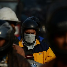 Five charts show why odd-even isn't helping curb Delhi's pollution problem – or cut congestion