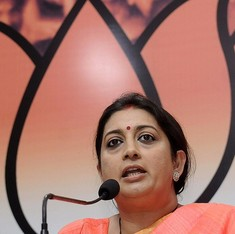 The big news: Smriti Irani loses HRD Ministry to Prakash Javadekar, and nine other top stories