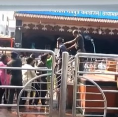 Women hope to fight temple discrimination by storming Lord Shani shrine in Maharashtra