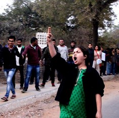 I was never a part of JNU, yet JNU is a part of me