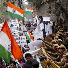 JNU fracas: 'Scroll.in is doing a bad job by supporting anti-India forces'