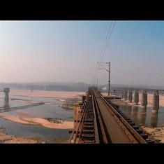 Take India's longest train ride from Dibrugarh to Kanyakumari through this timelapse video