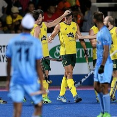 Australia trump India 4-0 to win the Sultan Azlan Shah Cup