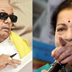 'Deep condolences, her followers will make her immortal': DMK's Karunanidhi on Jayalalithaa's death