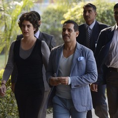 The big news: Congress targets panel investigating Robert Vadra land deals, and 9 other top stories