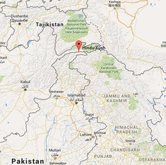 Earthquake of magnitude 6.8 hits Hindu Kush mountain range, tremors felt in north India