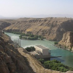 In Afghanistan, US spent more than $300 million on a dam – and it's still not done