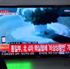 UN to impose sanctions on North Korea after hydrogen bomb test
