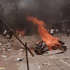Hazaribagh in Jharkhand remains under curfew   after communal clashes on Ram Navami