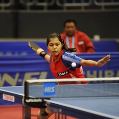 Mouma Das, Arjun Ghosh bow out of Senior Table Tennis Nationals