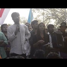 'JNU doesn't stand for fascist nationalism, we stand for pluralism': Watch the ABVP student leader who resigned