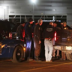 Seven killed in a shooting spree in Michigan
