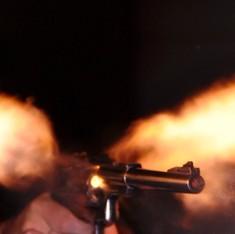 Aligarh Muslim University student shot during India-Pakistan match screening