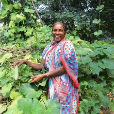 In pictures:  How the right to own land transformed the lives of these five women