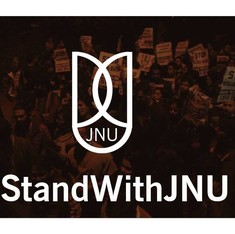 'Twitter is our weapon': How JNU students are fighting hashtag wars