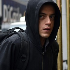 Wake up already to the twisted charms of Golden Globe winner 'Mr Robot'