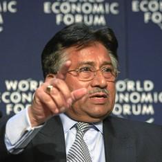 आतंकी संगठन लश्कर-ए-तैयबा का समर्थन कर परवेज़ मुशर्रफ आखिर क्या संकेत देना चाहते हैं?