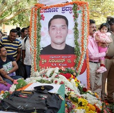 House of soldier who died in Pathankot attack faces demolition threat in Bengaluru