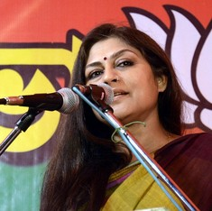 TMC leader apologises for calling BJP's Roopa Ganguly a 'real-life Draupadi'