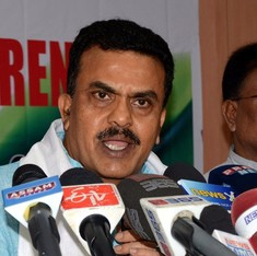 Congress lets editor Sanjay Nirupam off with warning after journal controversy