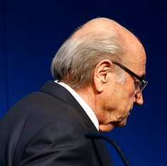 The football wrap: Sepp Blatter's six-year ban upheld, and other top stories