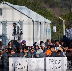 'I'd rather die than be sent to Turkey': Why Pakistani migrants prefer Greece's hellish camps