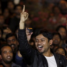 Kanhaiya Kumar to write his first book, 'Bihar to Tihar', this year
