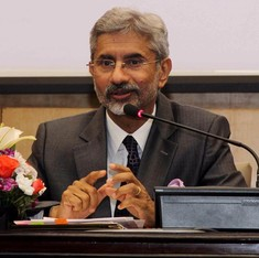 Action against terror more important than dialogue with Pakistan: Foreign secretary
