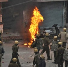 Shoot at sight orders issued in parts of Haryana after Jat quota protests turn violent