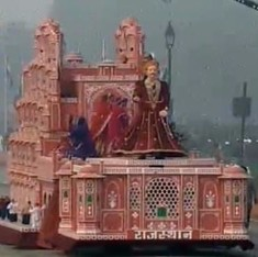 Hollande's 'bored' looks, Chandigarh's 'lazy float': What excited Twitter on Republic Day
