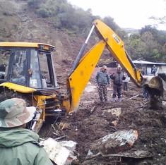At least 15 killed in landslide in Arunachal Pradesh's Tawang district