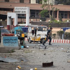 Nine killed in attack on Indian consulate in Afghanistan's Jalalabad