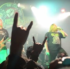 How hard is metal? Find out from hell-raising fans and soft-spoken musicians