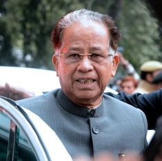 Former Assam CM Tarun Gogoi cries foul after security downgrade