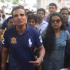 A brief survey of the controversial career of Babush Monserrate, the Goan MLA arrested for rape