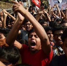 How the professors of Jadavpur University kept the peace in Kolkata – at their own risk