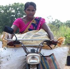 Meet Chandra: Small farmer, big heart, miracle moped