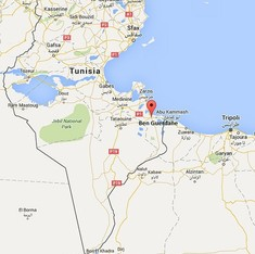 Clashes near Libyan border in Tunisia leave 25 dead