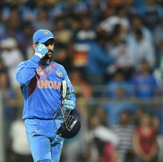 World Twenty20: Old failings caught up with Mahendra Singh Dhoni's men at the worst possible time