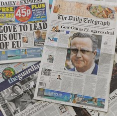 Journalism isn't dying – there's even room for optimism about print