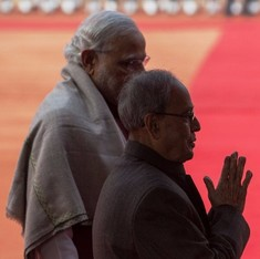 'Complain, demand and rebel': The president's Republic Day speech offers hope