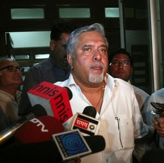 Vijay Mallya says he wants to return to India but can't because his passport was revoked