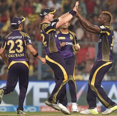 IPL: Kolkata Knight Riders thrash Delhi Daredevils by nine wickets in low-scoring game