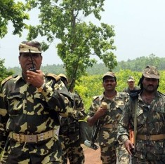 Chhattisgarh: Police start inquiry into allegations that CRPF men molested schoolgirls in Dantewada
