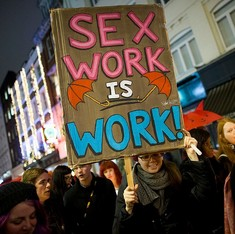 Sex workers of the world unite! How a strike in France inspired a global labour movement