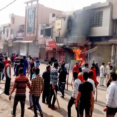Jat quota protests: Ten killed in violence, Gurgaon crippled by agitations